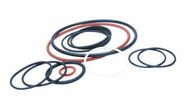 O-ring và Vật liệu.