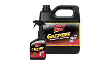 Dung dịch tẩy rửa dầu mỡ nặng Grez off